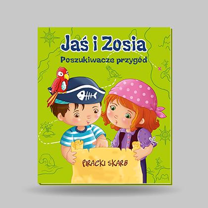 Jas_i_Zosia_piracki_skarb